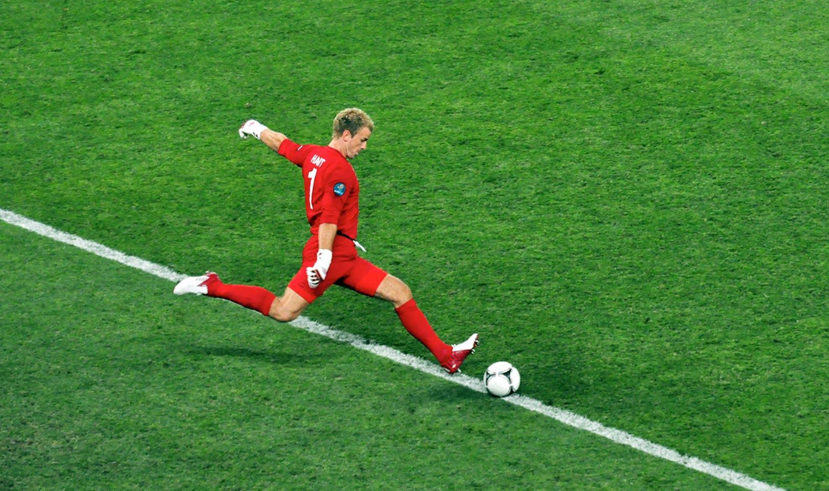 Joe Hart for England.