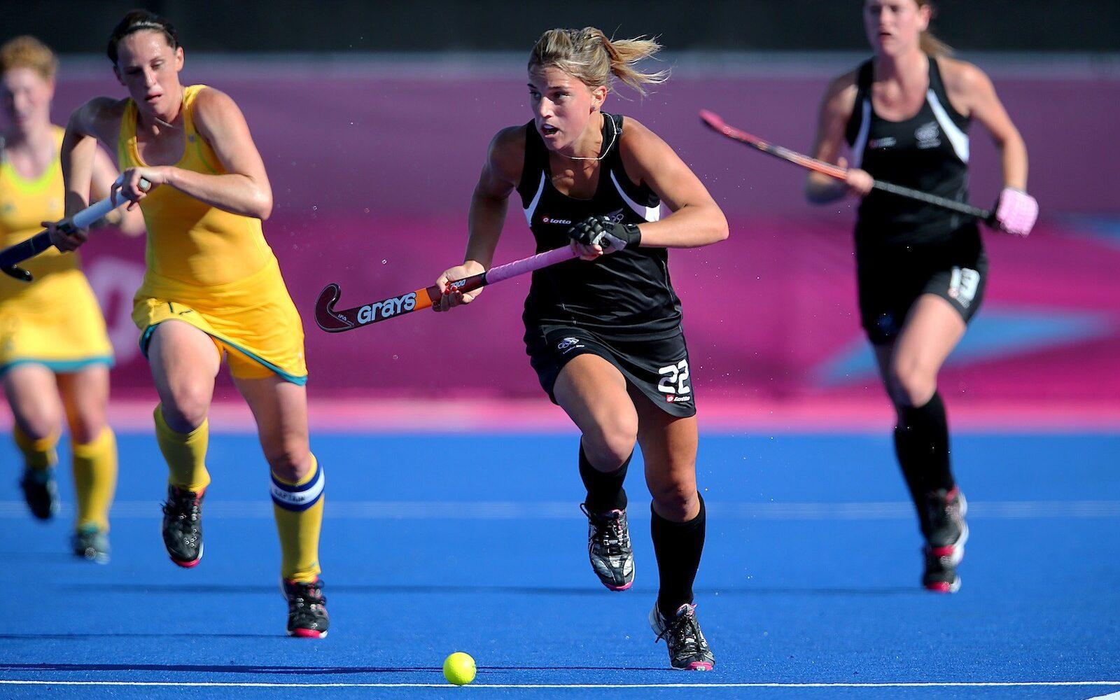London Olympics - Women's Hockey, New Zealand v Australia