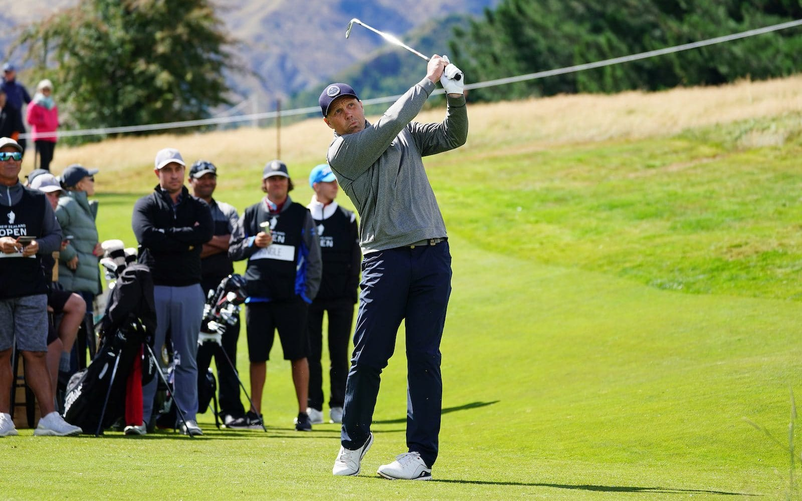 100th NZ Open - Par 3 Champions Day