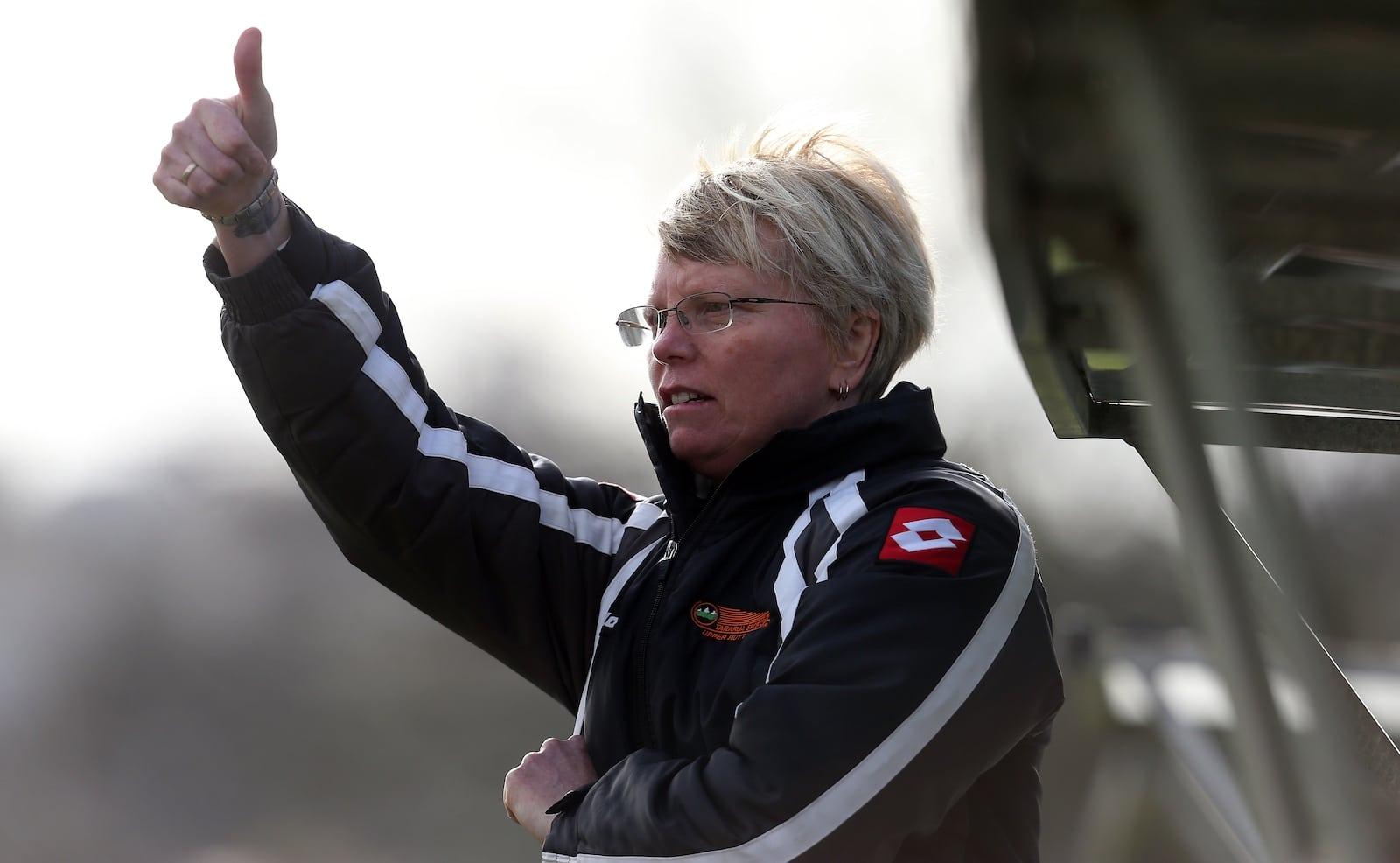 Wendi Henderson coaching