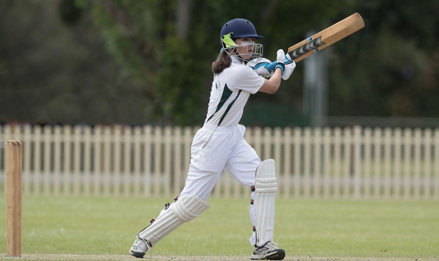 Growing secondary scool girls cricket in Manawatu