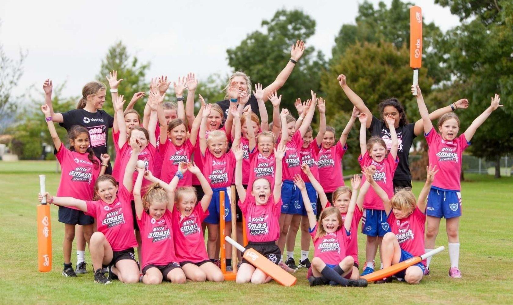 Girls Smash: Otago Cricket